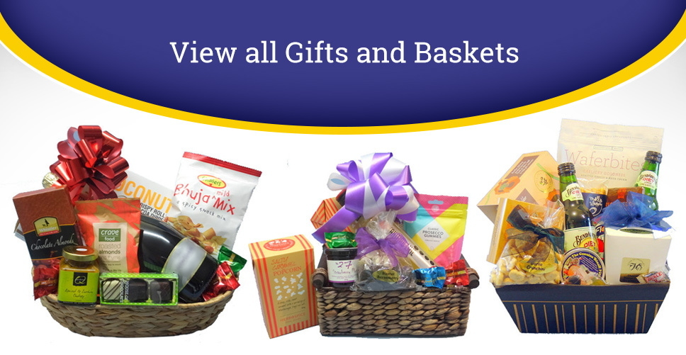 Gift Baskets customised gifts, hampers